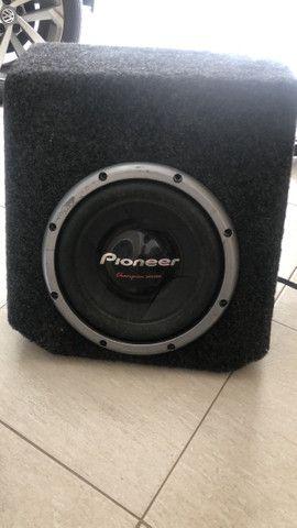 Módulo Roadstar  V12 + Sub da Pionner 12 - Foto 2