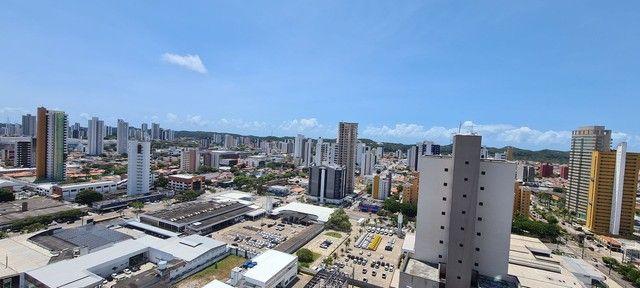 Excelente Apartamento Andar Alto com 3 suítes 141 m2 Lagoa Nova  - Foto 5