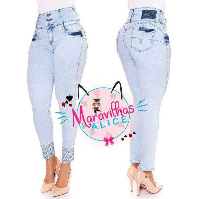 Calças jeans Spaço vagun  - Foto 6
