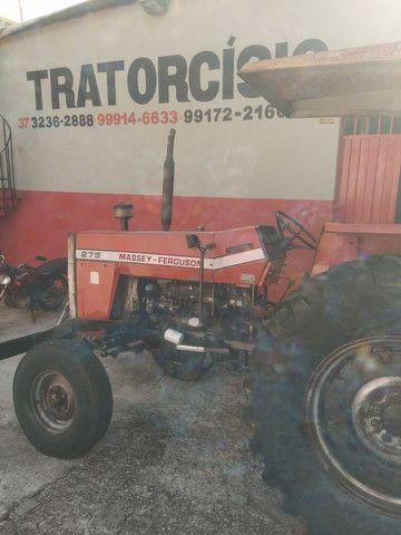 TRATOR 275 1995 - Foto 5