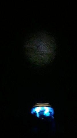 LANTERNA DÍNAMO COM 3 LEDS - NAO PRECISA CARREGAR - Foto 4