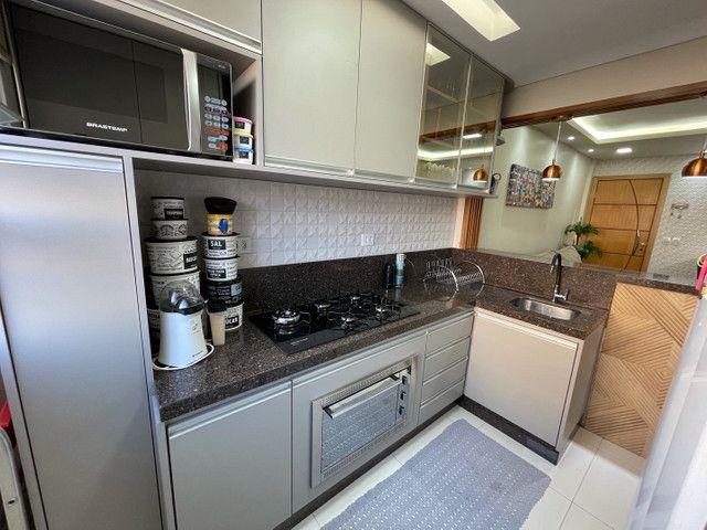 Vendo Apartamento Mobiliado (pronto p morar)  - Foto 5