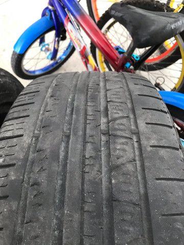 Pneu usado Pirelli Aro 18 - Foto 6