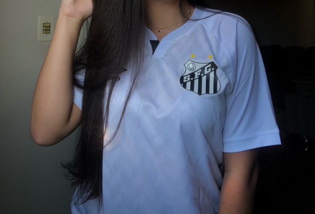 Vendo camisa Santos original 2021 - Foto 2
