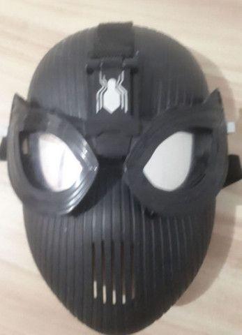 Homem Aranha. Máscara do Homem Aranha ORIGINAL