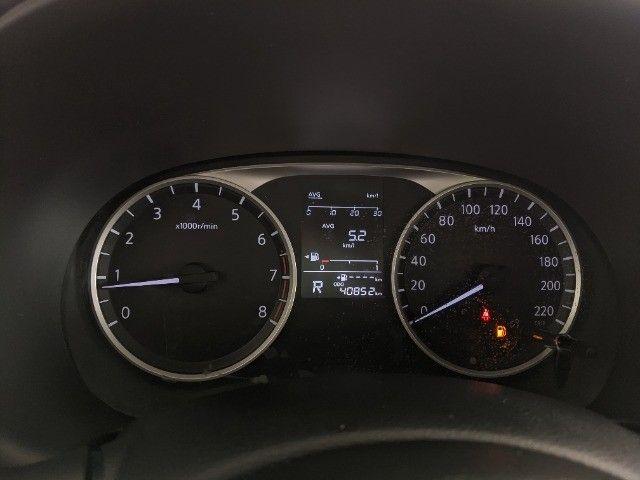 Nissan Kicks 1.6 16V Flexstart SV 4P Xtronic 19/20 Preto! - Foto 7