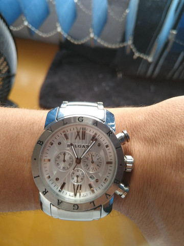 Relógio Bvlgari - Foto 3