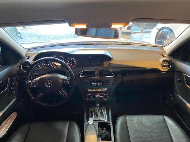 Mercedes C180 2012 Sport, impecável, Configuração Linda - Foto 7