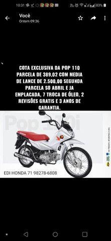 POP 110 ENTRADA APARTI 2.500,00 - Foto 2