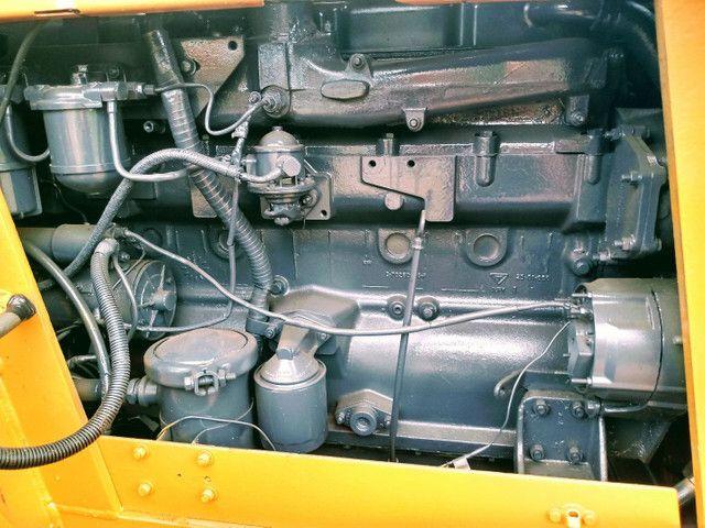 Carregadeira Case W7E 4x4 reduzida revisada - Foto 5
