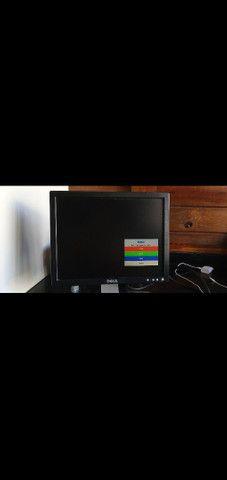 Monitor Dell 17 polegadas usado - Foto 5