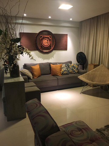 apartamento no Rosarinho com 155m, 4 suites totalmente decorado e reformado por arquiteto