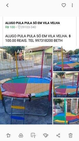 ALUGAMOS PULA PULA SÓ EM VILA VELHA. - Foto 5