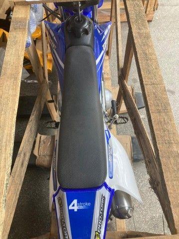 Minimoto TR100F Pro Tork 100cc aro 14/12 Motocross - Foto 7