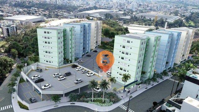 Belo Horizonte - Apartamento Padrão - Palmares - Foto 12