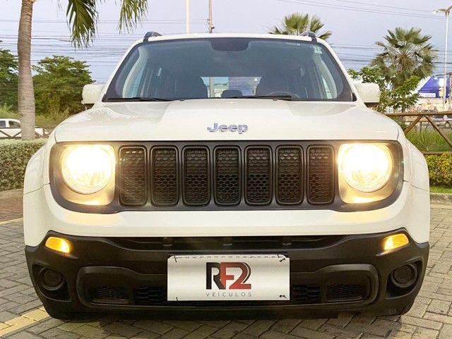 Jeep Renegade Flex 2019 Aut. Único Dono e Baixa Km  - Foto 2