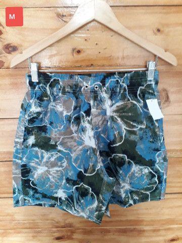 Shorts mauricinho estampados do P ao GG  - Foto 5