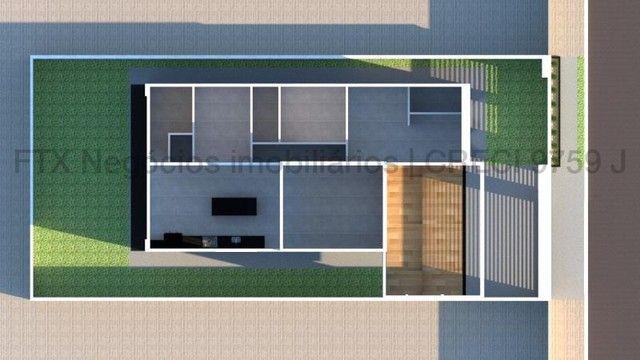 Casa à venda, 2 quartos, 1 suíte, 2 vagas, Altos do Panamá - Campo Grande/MS - Foto 2