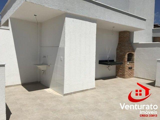 Cobertura 02 Quartos, Elevador, 02 Vagas - São João Batista - Foto 15