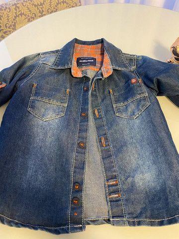 Vendo colete e camisas tamanho 1  - Foto 5