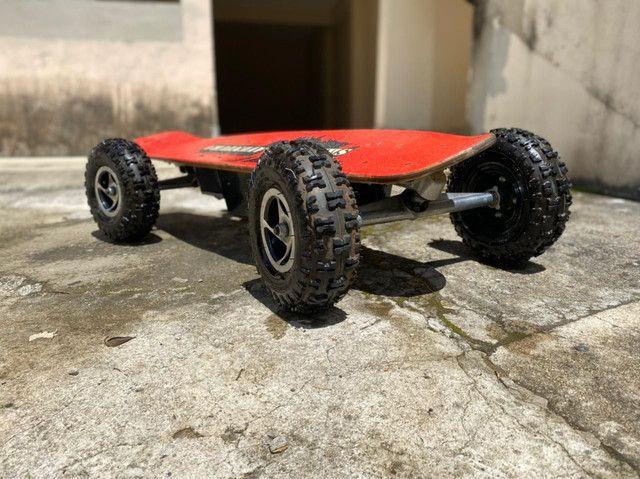 Skate elétrico 800v - Foto 2
