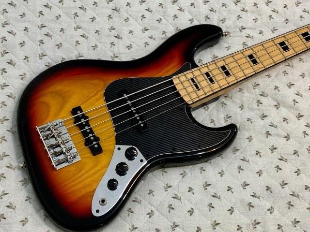Baixo TJB5 jazz bass Tagima especial com Thru-body. Excelente contrabaixo com garantia. - Foto 2