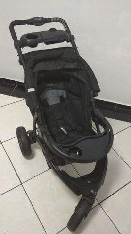 Carrinho de bebê OFF ROAD INFANTI - Foto 4