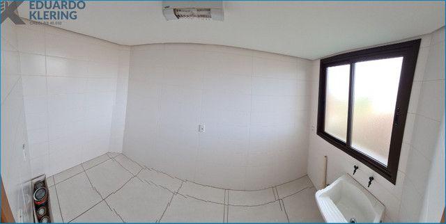 Apartamento com 2 dormitórios, 2 vagas, sacada com churrasqueira, Esteio-RS - Foto 13