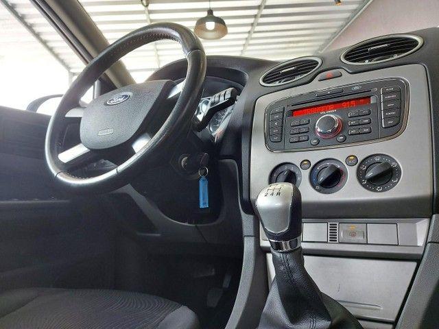 Ford Focus Hatch GLX 1.6 16v 2013 Emplacado e Revisado - Foto 6