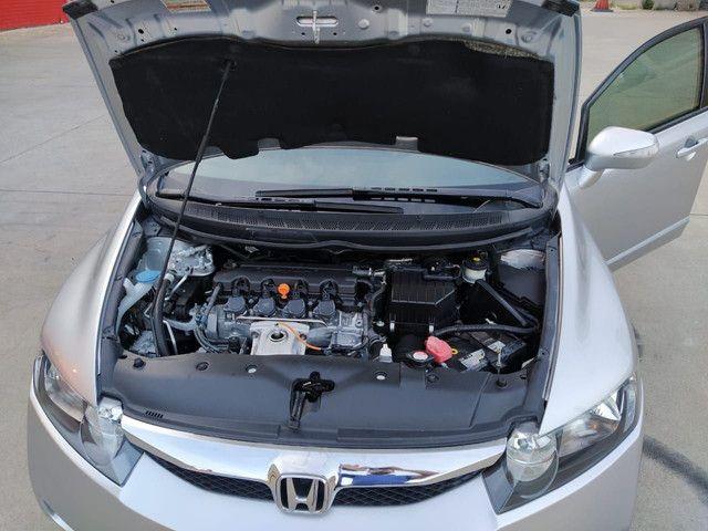 Civic LXL 2010, baixa km, carro top, muito inteiro. - Foto 6