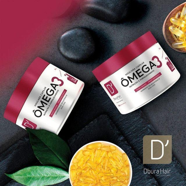 Kits D'oura Hair Profissional com 34 produtos! - Foto 4