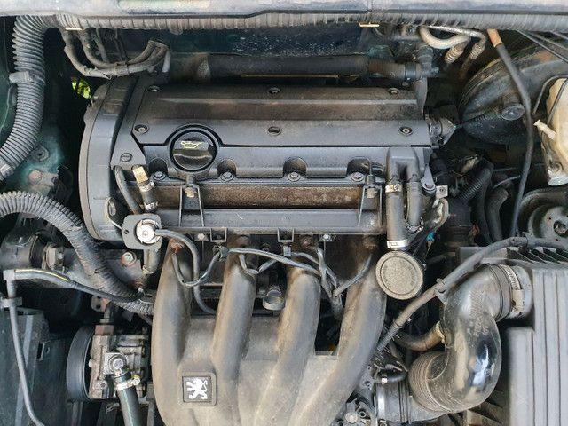 Motor 2.0 16v 146 CV  Peugeot