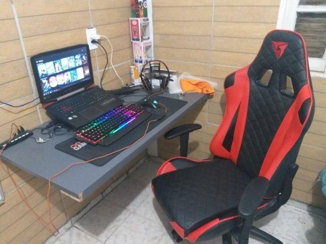 Setup Gamer NOVO, completo Menos de um ano