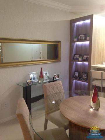 Apartamento à venda com 3 dormitórios em Ingleses, Florianopolis cod:14325 - Foto 7
