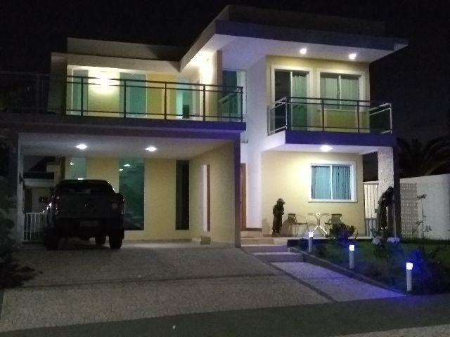 Casa nova em Alphaville Litoral Norte 1