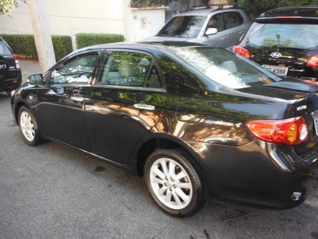 Toyota Corolla Seg 2010 Blindado Avallon N3a