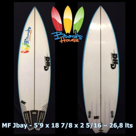 Prancha de surf DHD mf Jbay - Usada