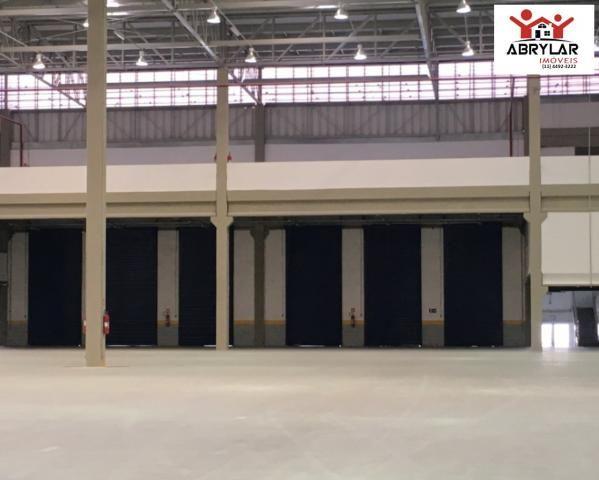 Ótimo galpão modular em condomínio logístico, industrial e comercial - jundiaí - sp - Foto 12