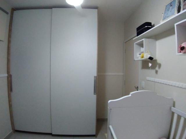 Apartamento 2 quartos com suíte Condomínio Vila da Costa Jardim Limoeiro - Foto 3