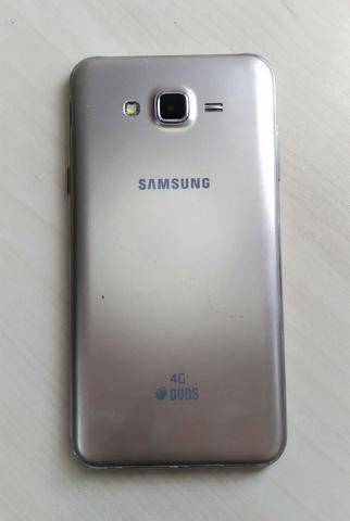Samsung Galaxy J7 Duos SM-J700M Original Dourado - Foto 4