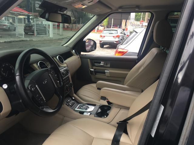 Land Rover Discovery se 3.0 2014 top top 07 lugares - Foto 2