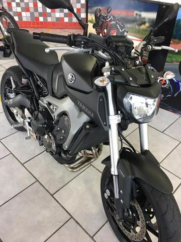 Yamaha MT-09 Abs 2016 Abs com 9 mil km
