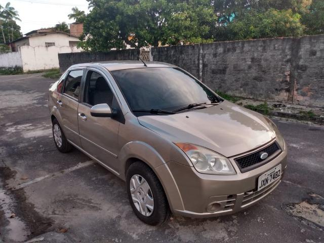 Ford Fiesta sedan 1.6 - ano 2008 ( pode ser financiado ) - Foto 2