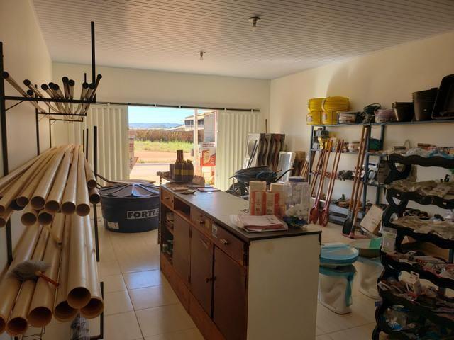 Prédio / Sala Comercial + Casa 2/4 1St Av Comercial 120mil Airton * - Foto 8