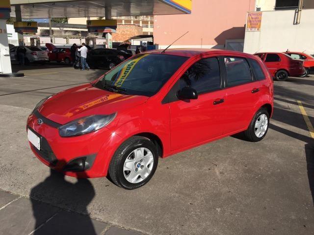 Ford Fiesta 1.6 2011 Único Dono Completo Super Novo
