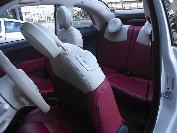 Fiat 500 Cabrio Air 1.4 Automático Conversível 13/14 Branco Cód. 7272 - Foto 16
