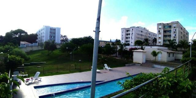 Apartamento 2 quartos com suíte Condomínio Vila da Costa Jardim Limoeiro - Foto 19