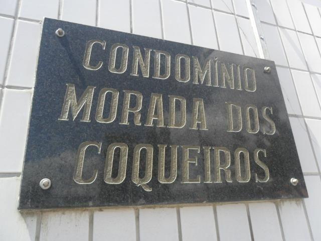Cond. Morada dos Coqueiros, Nascente, 97m2, 3 Qtos, 3a. Andar, Projetado e Churrasqueira - Foto 19