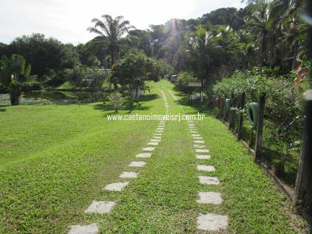 Caetano Imóveis - Sítio de luxo localizado em condomínio de alto padrão (confira!) - Foto 2