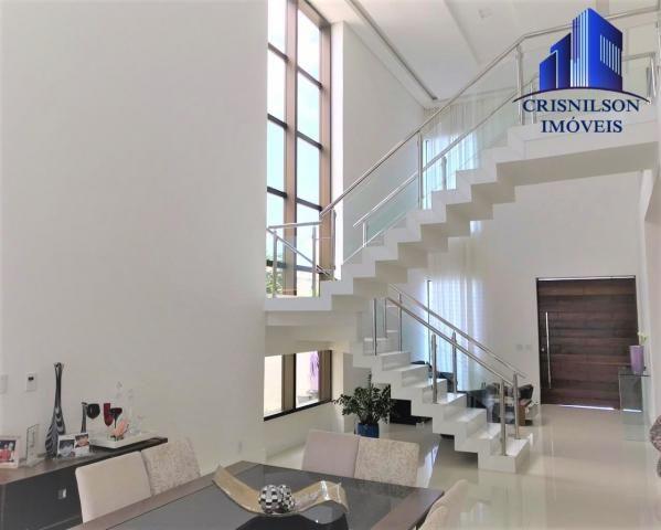 Casa à venda em alphaville ii salvador, 4 suítes, decorada, r$ 1.980.000,00, piscina, 380  - Foto 5